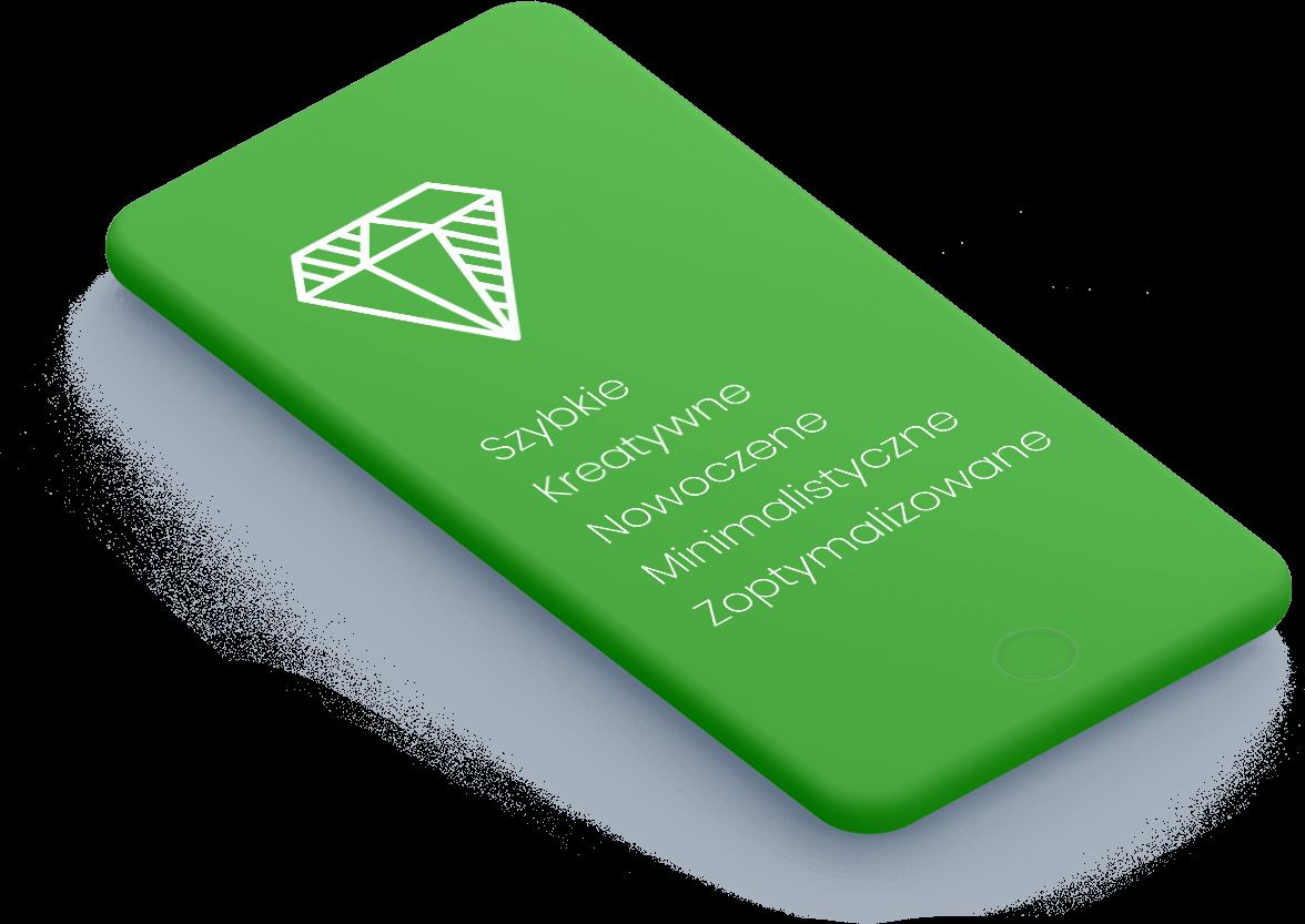 oferta strony www smartphone