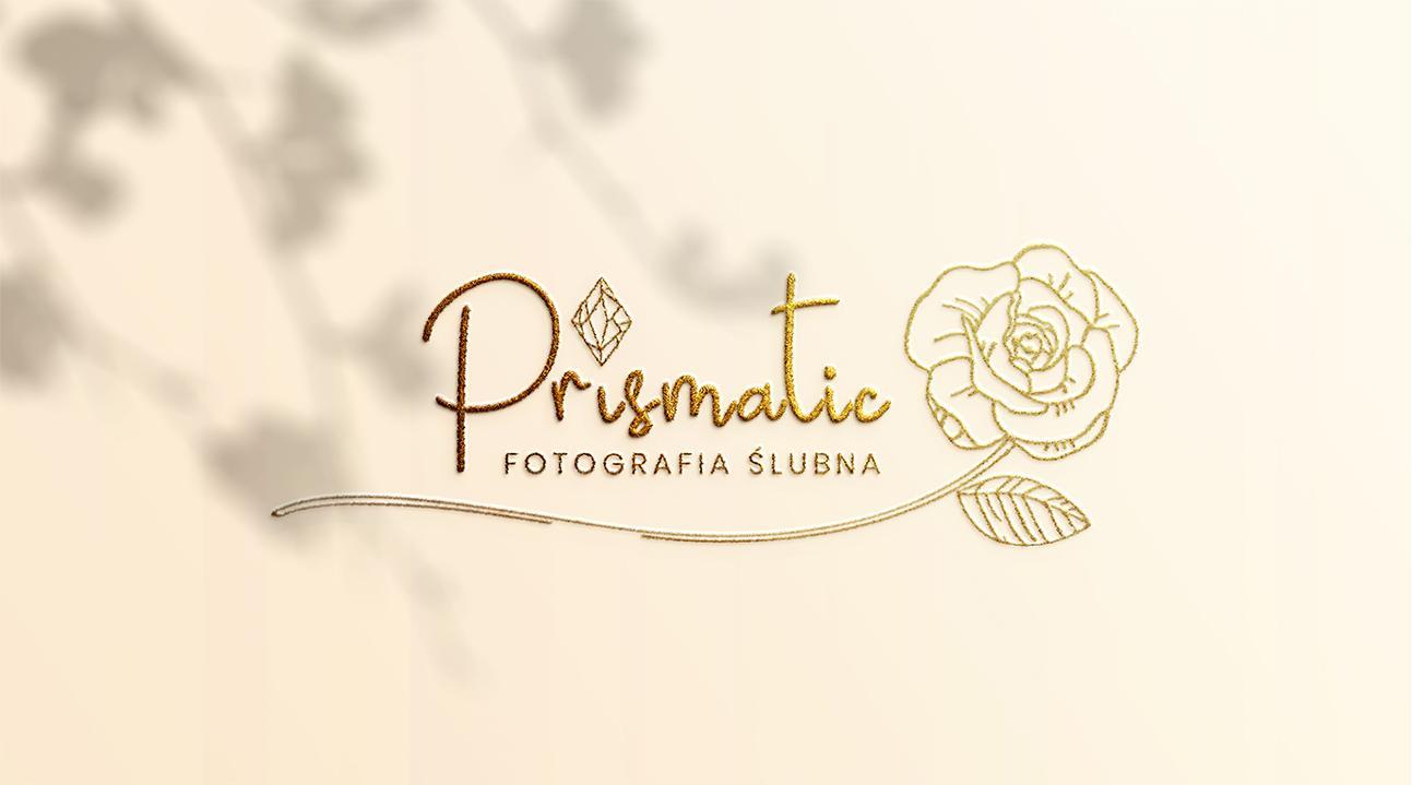 logo fotografa slubnego